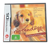 Nintendogs Dachshund and Friends Nintendo DS Game *Complete*