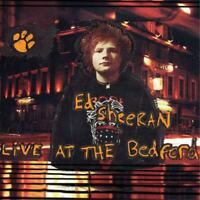 "Ed Sheeran LIVE AT THE BEDFORD, LONDON 2010 New Sealed Vinyl Record 12"" EP"