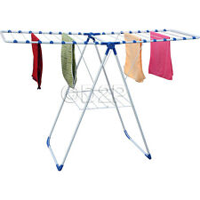 18M CLOTH DRYER RACK AIRIER LAUNDRY WASHING LINE OUTDOOR FOLDING CLOTHES INDOOR