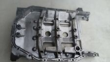 KIA SORENTO 2.5 CRDI 2005 ENGINE D4CB OIL SUMP PAN  MOUNT BASE TOP SECTION