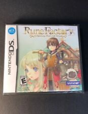 Rune Factory [ A Fantasy Harvest Moon ] (DS) NEW