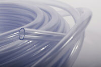 Clear Unreinforced PVC Tubing, Plastic Hose. Food Grade, Water, Fish, Auto Pipe