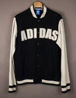 Adidas Herren Freizeit Bomber Yankees Jacke Pullover Sweatshirt Größe L ATZ143