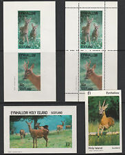 GB Locals - Eynhallow (220) 1982 DEER unit  unmounted mint
