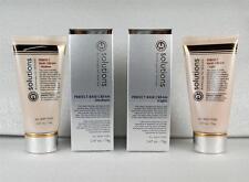 EI SOLUTIONS Perfect Base Cream (1 Light & 1 Medium) Repairs Sensitive Skin