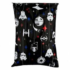 Disney Star Wars Large Black Drawstring Christmas Stocking Santa Sack Gift Xmas
