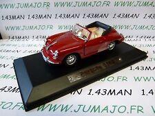 AK7bis voiture 1/43 ixo atlas Auto Klassiker : PORSCHE 356B door opens