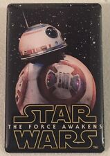 2015 New 25 x Pin of Star Wars The Force Awakens Limited Edition Bell BB-8 RARE