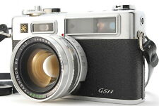 NEAR MINT Yashica Electro 35 GSN Yashinon DX 45mm f/1.7 Lens Rangefinder Camera