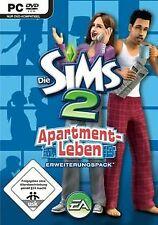 Die Sims 2: Apartment-Leben von Electronic Arts GmbH | Game | Zustand gut
