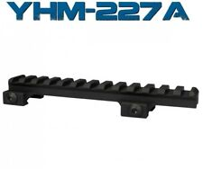 YHM-227A Yankee Hill Machine Picatinny Rail 1/2 Inch Scope Riser Rail Mount