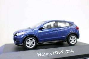 New 1/43 Scale Honda HR-V 2016 Diecast Model Car For collection