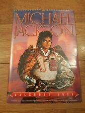 MICHAEL JACKSON * 1999 CALENDAR * UNOFFICIAL NEW & SEALED