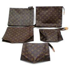 Louis Vuitton Monogram Mini lin Clutch 5 pieces set 570040
