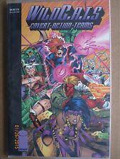 1993 IMAGE COMICS WILDC.A.T.S: COVERT ACTION TEAMS TPB  WITH #0 BY JIM LEE