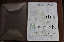 FRANCE - SITES et MONUMENTS - TCF - GERS - HAUTE, LOT et TARN et GARONNE 1903