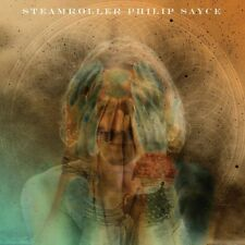 PHILIP SAYCE - STEAMROLLER  VINYL LP NEU