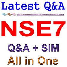 Fortinet Troubleshooting Professional NSE7 Exam Q&A PDF