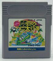 Nintendo Game Boy Pinball 66-Piki no Wani Daikoushin Cartridge Only Japan Ver