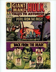 Tales to Astonish #68, VG/FN 1965 Sub-Mariner vs Hulk Marvel Comics