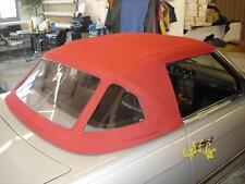 MERCEDES-BENZ Cabrio TETTUCCIO RECLINABILE LUNOTTO lucidare pulire PVC