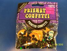 Fearful Forest Prism Halloween Party Printed Confetti
