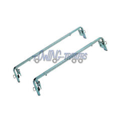 Genuine Erde 122 BU001 Load bars for fitting cycle carriers, topbox to trailer