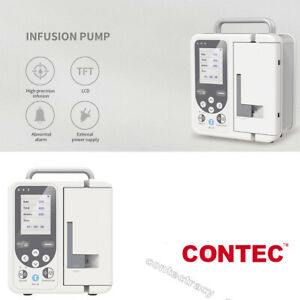 3.5'' TFT LCD SP750 Infusion Pump real-time alarm rechargable battery,CONTEC,NEW