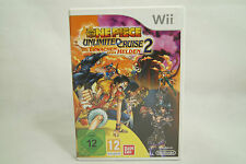 One Piece: Unlimited Cruise 2 - Nintendo Wii