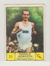 Panini Campioni Dello Sport 1968-69 card #31 Harald Norpoth Germany Athletics