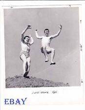 Ben Cooper barechested VINTAGE Photo circa 1955