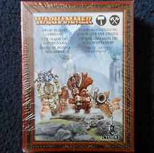 2004 Dwarf Slayer Command Games Workshop Dwarven Warhammer Army Troll Giant MIB