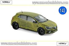 Renault Megane R.S Test version GP Monaco de 2017 NOREV - NO 517727 - Ech 1/43