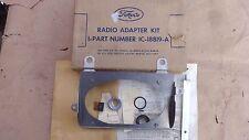 NOS 1951 Ford Truck RADIO ADAPTER KIT Original for installing car radio in truck
