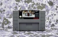 Live A Live (Super Nintendo Entertainment System, 1994) - US Version English