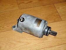 KAWASAKI ZX6R 636 B1H/B2H NINJA OEM ELECTRIC STARTER MOTOR (21163-006) 2003-2004