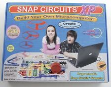 SNAP Circuits XP Electronics Toy by ELENCO New in Box-Age 10 & up Model SC-XP50