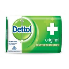 NEW DETTOL  ORIGINAL SOAP BAR ANTI-BACTERIAL ,HYGIENIC  3 X 125Gm