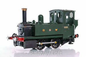 """Gauge 1 - Industrial Tank Loco """"No.1"""" in GWR Green - Scratch Built To 10mm Scale"""