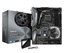 Asrock Z390 Taichi Ultimate ATX Mainboard für Intel LGA1151 Cpus