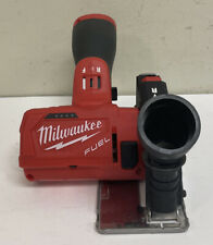 """PRE OWNED- MILWAUKEE 2522-20 M12 FUEL 3"""" COMPACT CUT OFF TOOL - TOOL ONLY"""
