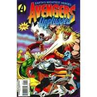 Avengers Unplugged #1 in Near Mint + condition. Marvel comics [*w5]