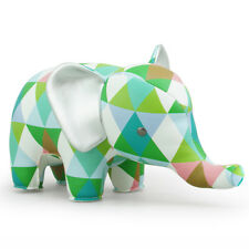 NEW Zuny Classic Elephant Kaleidoscope Diamond - Green/Blue/White > Classic
