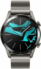 Huawei Watch Gt2 Latona-b19 46mm Stainless Steel - Titanium Gray