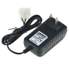 6V 500MA Wall Charger Adapter For Battery Powered Kid TRAX ATV Quad Ride On Car