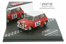 Morris Mini Cooper S - Rallye Monte Carlo 1965  Mäkinen - 1:43 Vitesse VSS 43333