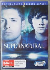 Supernatural | The Complete Second Season 2 | DVD - 6 Disc Set