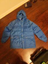 true vintage Aventura Down insulated  Jacket  medium