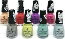 China Glaze nail lacquer TROLLS WORLD TOUR Collection 8 pcs - 0.5oz 84823-84830