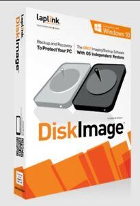 Laplink DiskImage Backup & Recovery w/ Bonus PC Mover Image & Drive Asst. SEALED